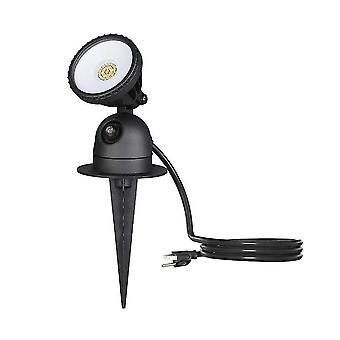Kültéri LED Spotlight vízálló, alkonyattól hajnalig fényérzékelő