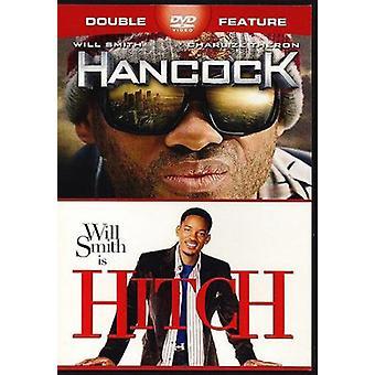 Importación de Hancock y enganche [DVD] los E.e.u.u.