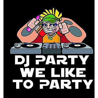 DJ-Party - We Like Party [CD] USA Import