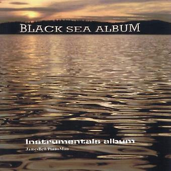 James Pianoman - Black Sea [CD] USA import