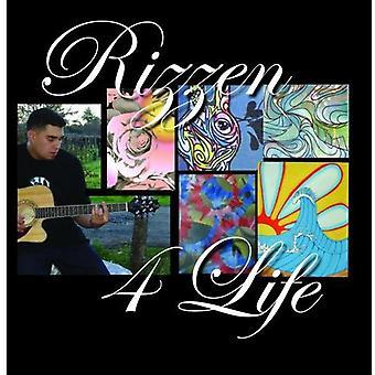 Rizzen - 4 Life [CD] USA tuonti