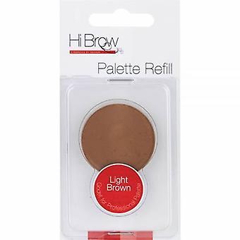 Hi Brow Brow Powder Palette Refill - Light Brown