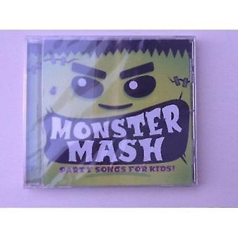 Jon Herchert - Monster Mash [CD] USA import