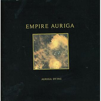 Empire Auriga - Auriga Dying [CD] USA import