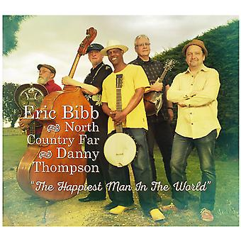 Eric Bibb and North Country Far with Dan - The Happiest Man in the World (with Dann [CD] USA import
