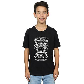 Harry Potter pojat suklaa sammakoita Mono merkki t-paita