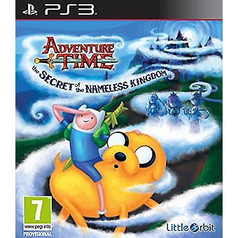 Adventure Time The Secret of the Nameless Kingdom (PS3) - Nouveau