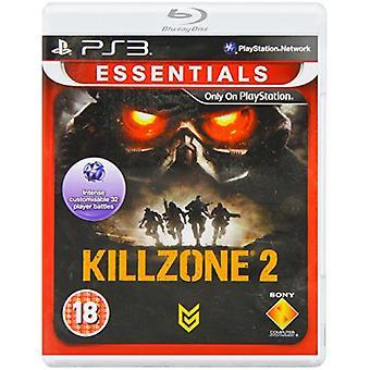 Killzone 2 PlayStation 3 Essentials (PS3) - Novo