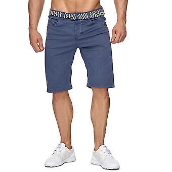 Modèle élégant Marine corps Short Chino Shorts ceintures des Bermudes masculin