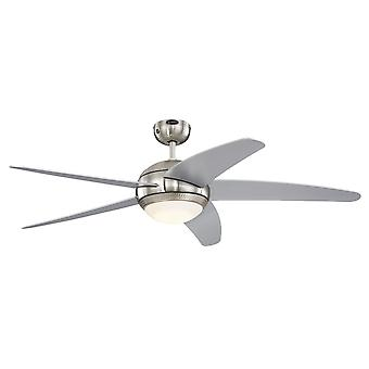 Westinghouse Ceiling Fan Bendan LED Silver with Remote