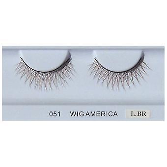 Perruque Amérique Premium faux cils wig499, 5 paires
