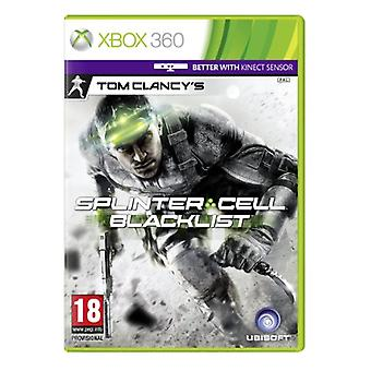 Tom Clancys Splinter Cell Blacklist - Standard Edition (Xbox 360) - Neu