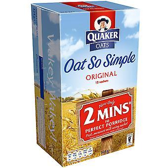 Quaker Oats So Simple Original Sachets