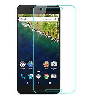 Protector de pantalla de vidrio templado LG Nexus 5X transparente