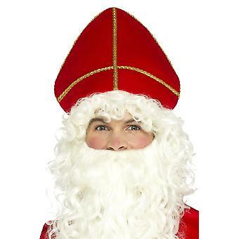 Kapelusze Saint Nicholas Miter