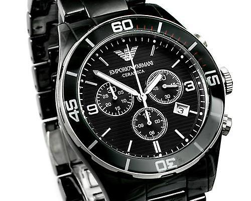 Emporio armani gents chronograph watch -ar1421