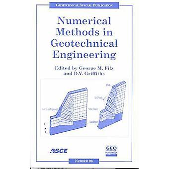 Numerical Methods in Geotechnical Engineering - Recent Developments -