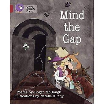 Collins Big Cat - Mind the Gap: banda 12 / rame