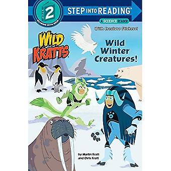 Wilde Winter Kreaturen! (Einzelschritt Lesung)