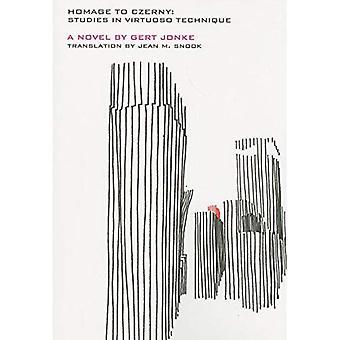 Hyllning till Czerny: studier i virtuosa teknik (litteratur)