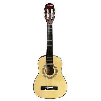 Fusée 1/2 taille guitare classique - naturel
