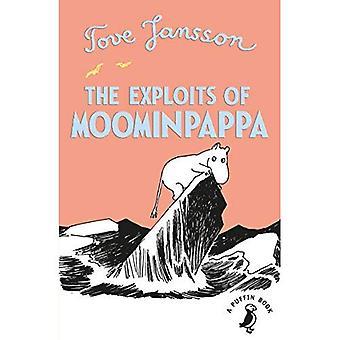 Die Heldentaten des Moominpappa (Moomins Fiction)