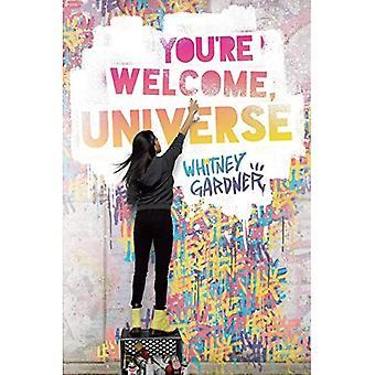 Você é bem vindo, universo