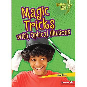 Magiska trick med optiska illusioner