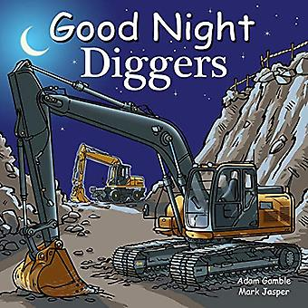 God nat Diggers (Good Night vores verden) [Board bog]
