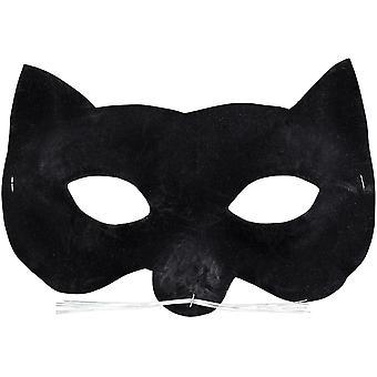 Cat Eye Mask Velvet For Adults