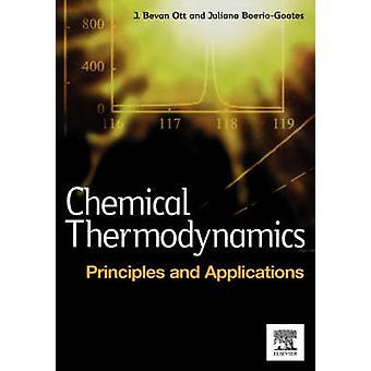 CHEMISCHE THERMODYNAMICA door OTT J. B.