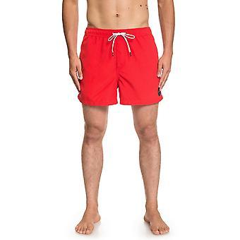 Quiksilver Everyday volley 15 elastiska Boardshorts i hög risk röd