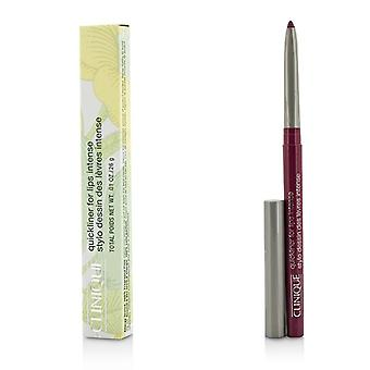 Clinique Quickliner For Lips Intense - #09 Intense Jam - 0.26g/0.01oz