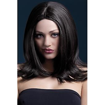 קדחת סופיה פאה שחורה לונשיער שחור