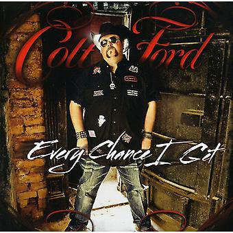 Colt Ford - Every Chance I Get [CD] USA import