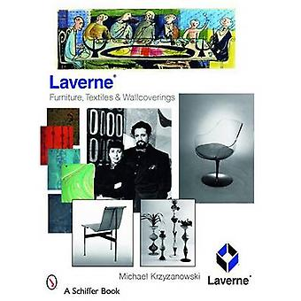 Laverne - Furniture - Textiles - and Wallcoverings by Michael Krzyzano