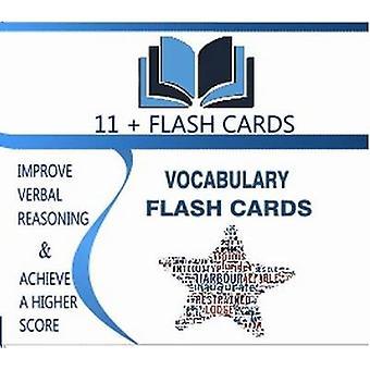 Eleven Plus - Vocabulary Flash Cards by Eleven Plus Flash Cards Publis