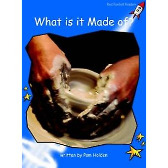 What is it Made Of? - Early - Level 3 (International edition) by Pam Ho