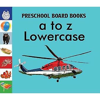 A To Z Lower Case by Pegasus - 9788131933251 Book
