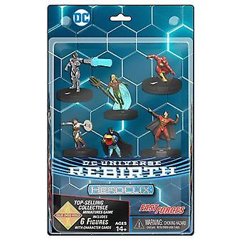 DC Comics HeroClix DC Rebirth Fast Forces Board Game