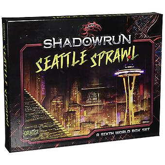 SHADOWRUN SEATTLE BOX SET bordspel