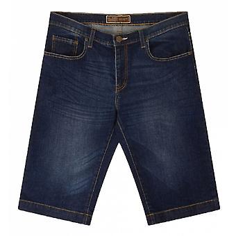 ED BAXTER Ed Baxter Stretch Denim Shorts