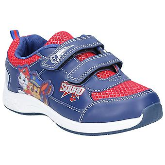 Leomil Boys Paw Patrol Touch Fastening Trainer