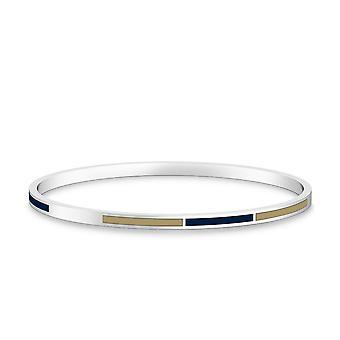 University of Akron armband i Sterling Silver design av BIXLER