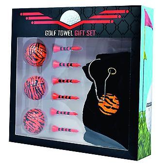 Tiger-Golf gift set