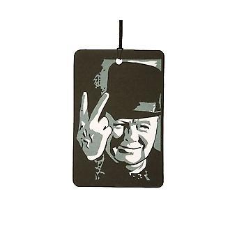Winston Churchill bil luftfriskere