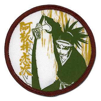 Patch - Bleach - New Renji Dull Color Iron On Gifts Anime Toys Licensed ge7234