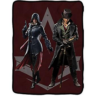 Blanket - Assassin's Creed - Syndicate Jacob And Emily 45