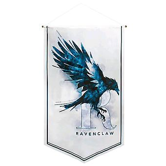 Harry Potter Ravnklo akvarell satin banner