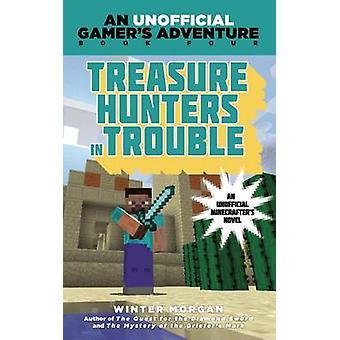 Treasure aventura Hunters en problemas - una no oficial del jugador - libro F